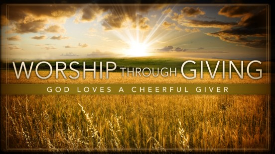 Worship-through-Giving